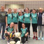 weibliche Jugend U15 holt Platz 5 in Hessen