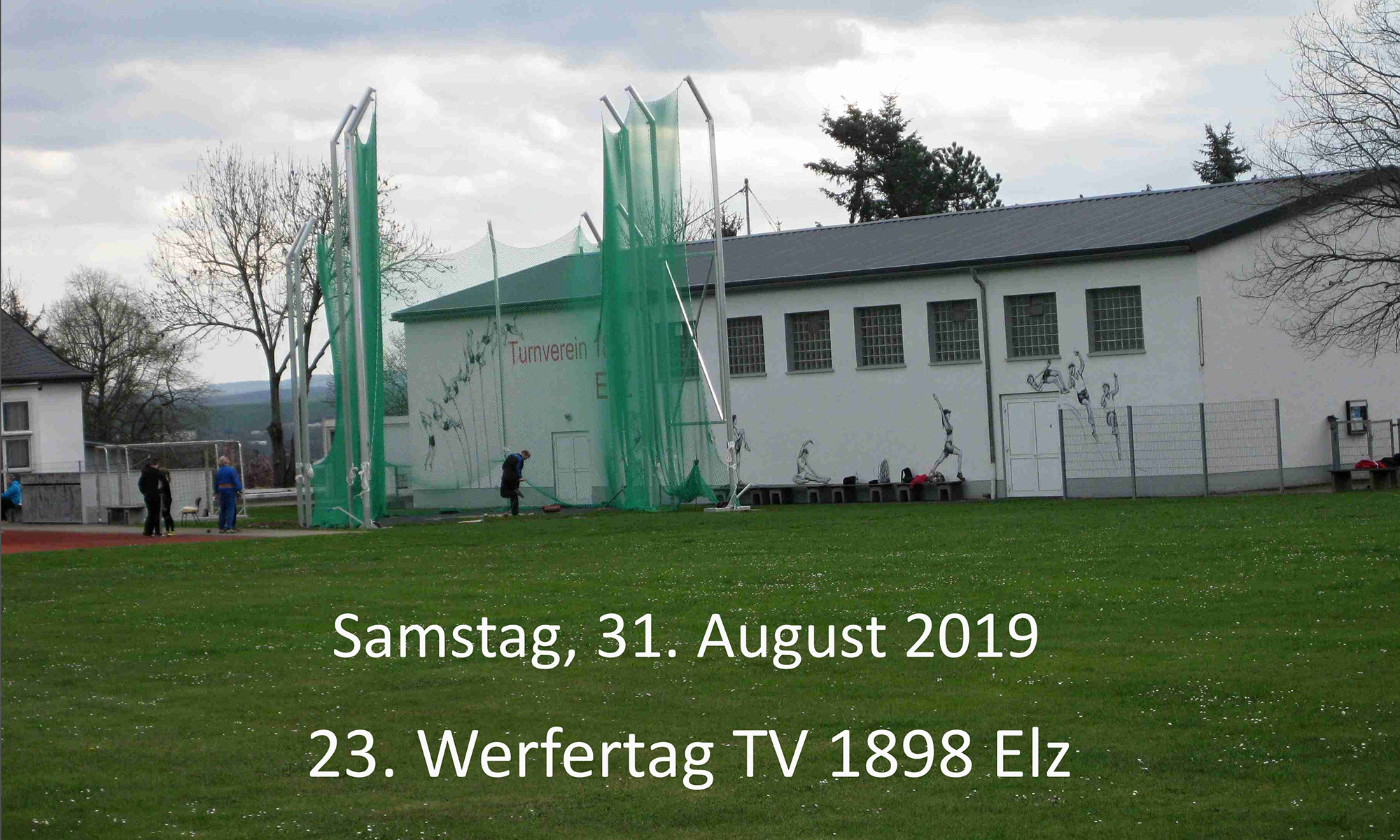 23. Werfertag des TV 1898 E. V. Elz